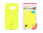 Samsung Galaxy S6 Egde Back Case Blau - Lemon