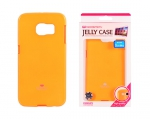 Samsung Galaxy S6 Egde Back Case Orange